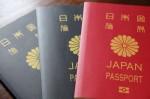 日本国旅券(パスポート)