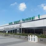 アメリカへ出発の日。成田空港リフレッシュルームを利用