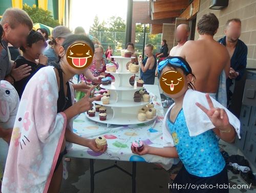 プールパーティー
